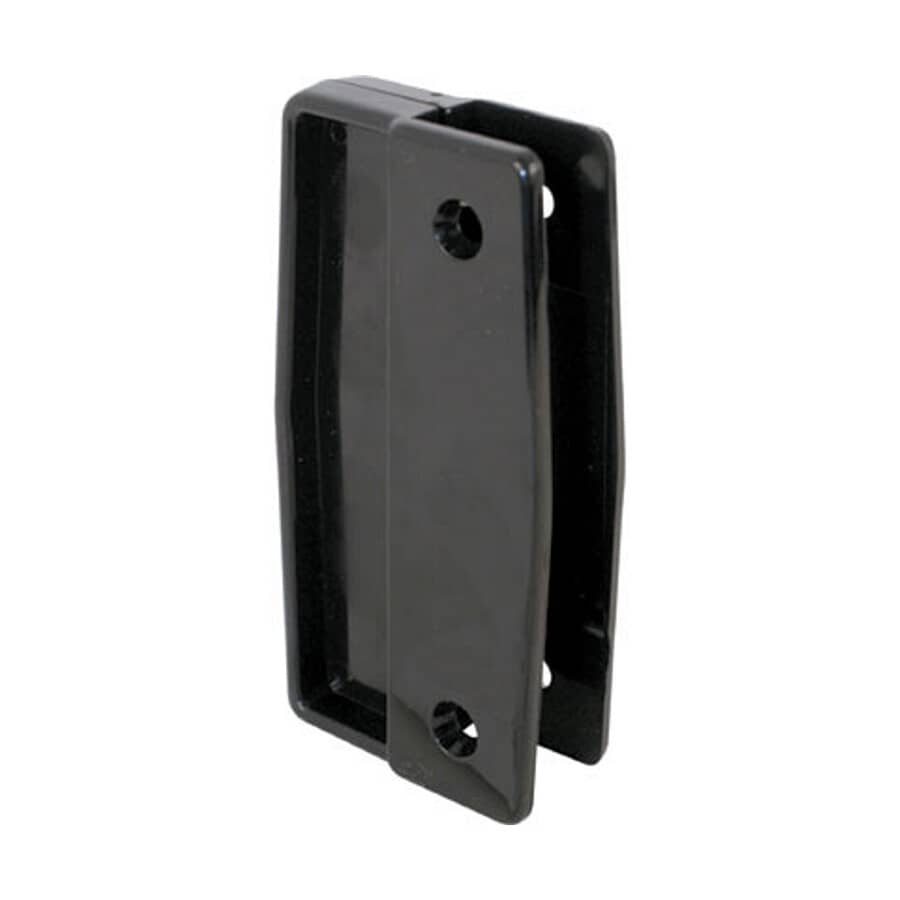 PRIME-LINE:Black Sliding Screen Door Handle
