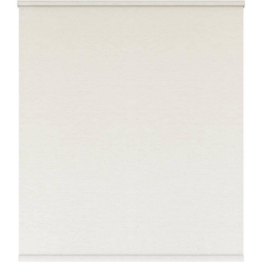 "LEVOLOR:37"" x 72"" Seashell Light Filtering Cordless Fabric Roller Window Shade"