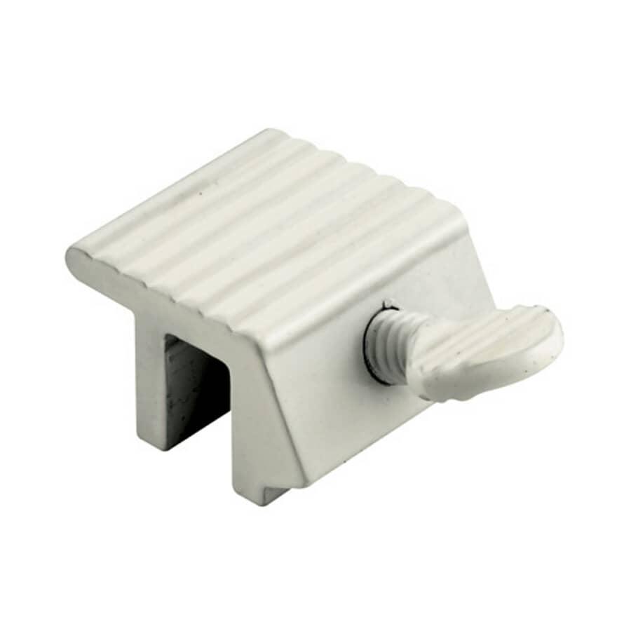 DEFENDER SECURITY:White Lock-Tite Sliding Window Lock