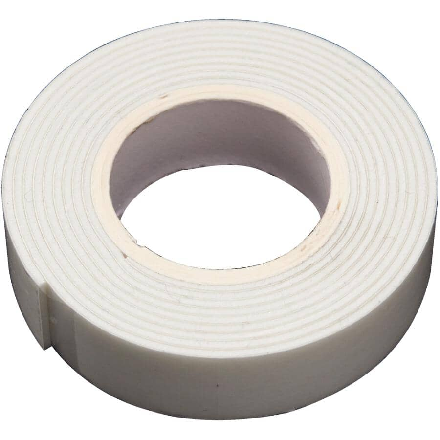 """HOME SECURITY:1/2"""" x 40"""" Stic-Mount Adhesive Roll"""