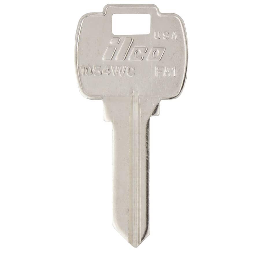 ILCO:5-Pin Falcon Key Blank