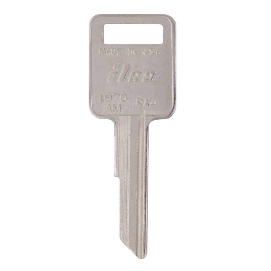 ILCO:American Motors Key Blank
