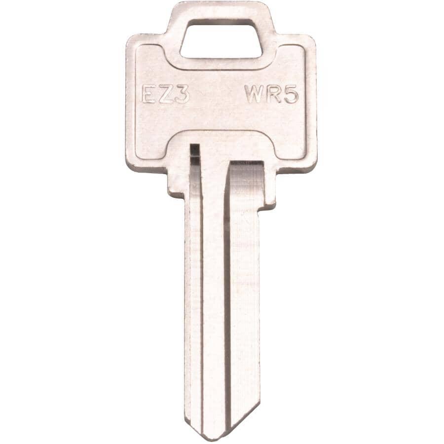 ILCO:Weiser Imports WR5 Key Blank