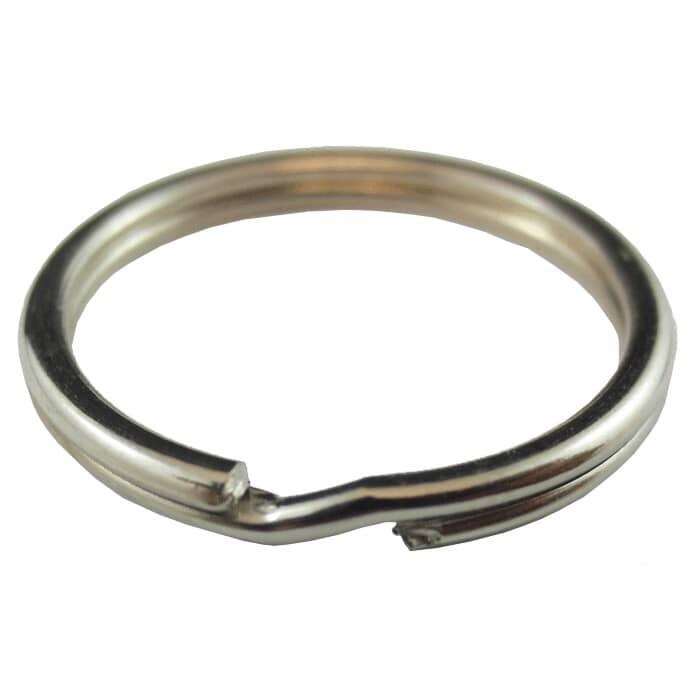 """HOME PAK:3/4"""" Split Key Rings - 5 Pack"""