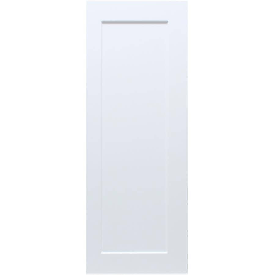 "CABINETSMITH:Huntsville Left-Hand Door Assembled Base Cabinet - White, 12"""