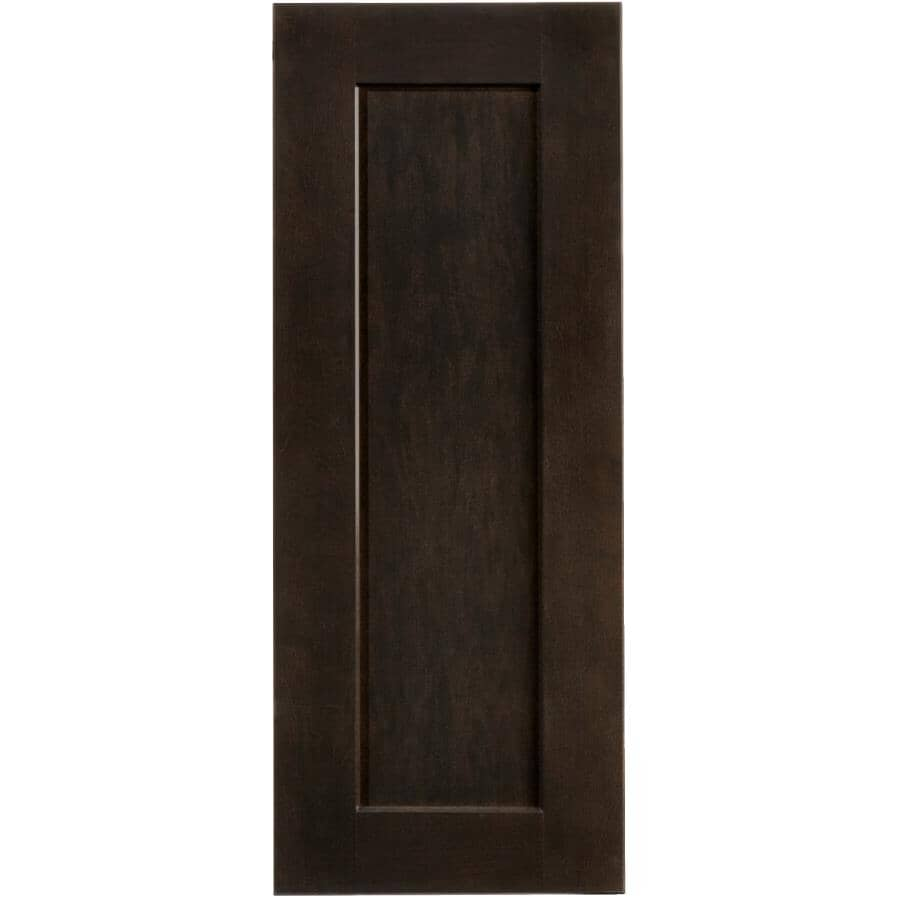 CUTLER KITCHEN & BATH:Porte d'armoire Midnight, 12 po x 30 po
