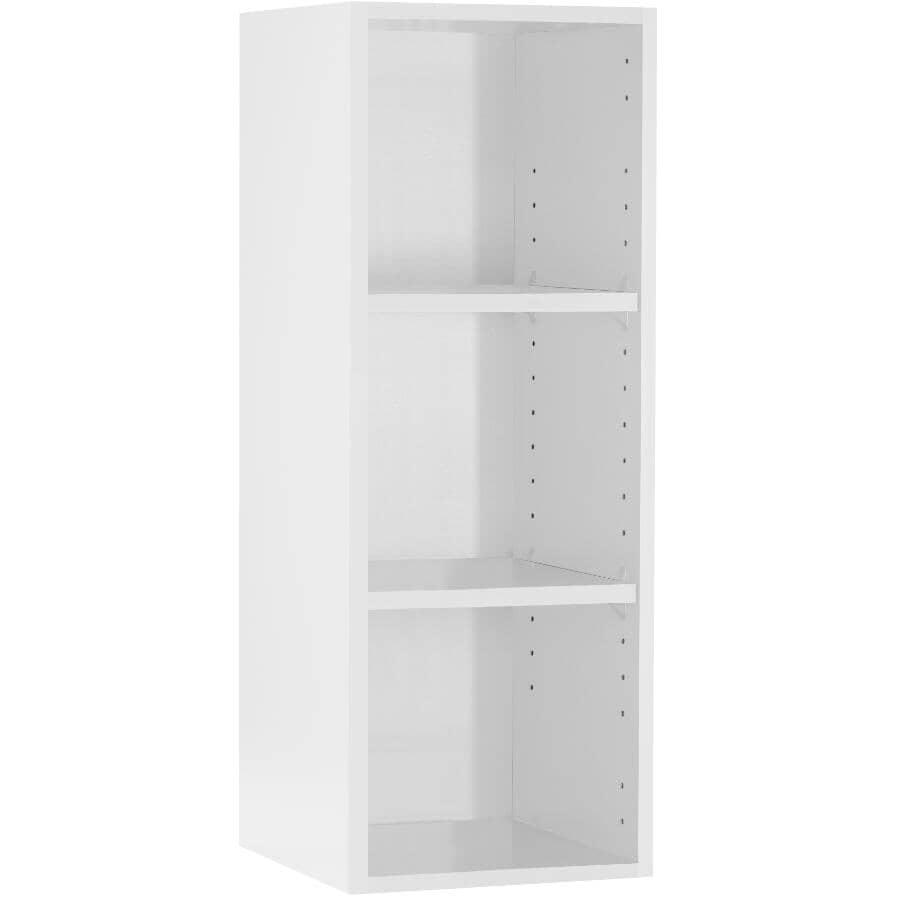 "CUTLER KITCHEN & BATH:Knockdown Wall Cabinet - White, 12"" x 30"""