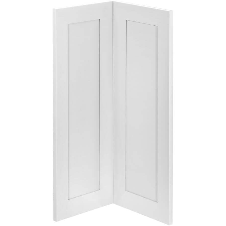 """CUTLER KITCHEN & BATH:2 Doors for 33"""" Lindsay Corner Cabinet"""