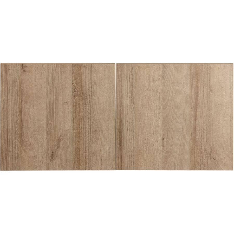 "CUTLER KITCHEN & BATH:Organic Bridge Cabinet Door - 16.5"" x 15"", 2 Pack"