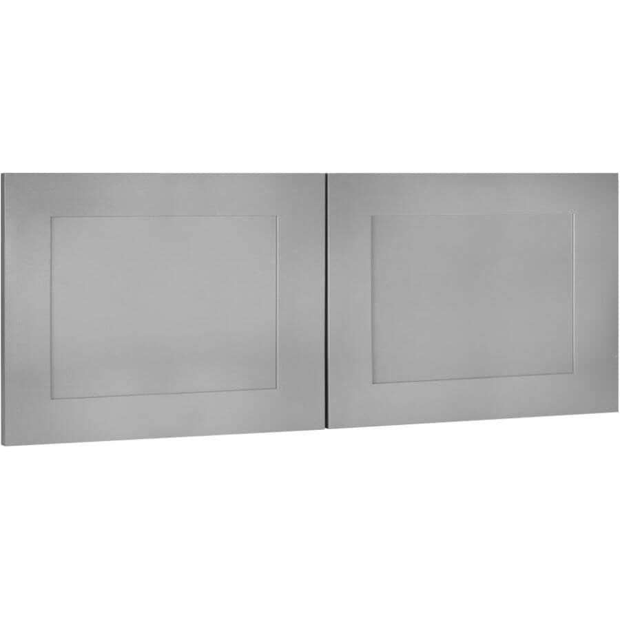 """CUTLER KITCHEN & BATH:Cambridge Bridge Cabinet Door - 18"""" x 15"""", 2 Pack"""