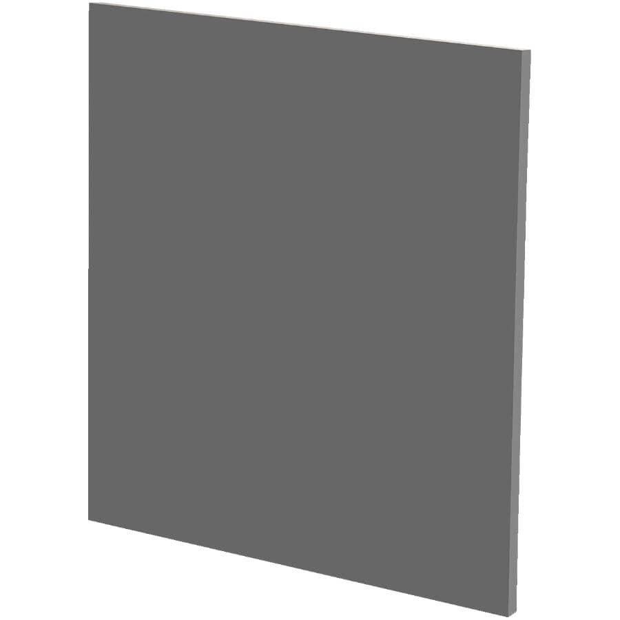 "CUTLER KITCHEN & BATH:Island Panel - Grey, 48"" x 48"""