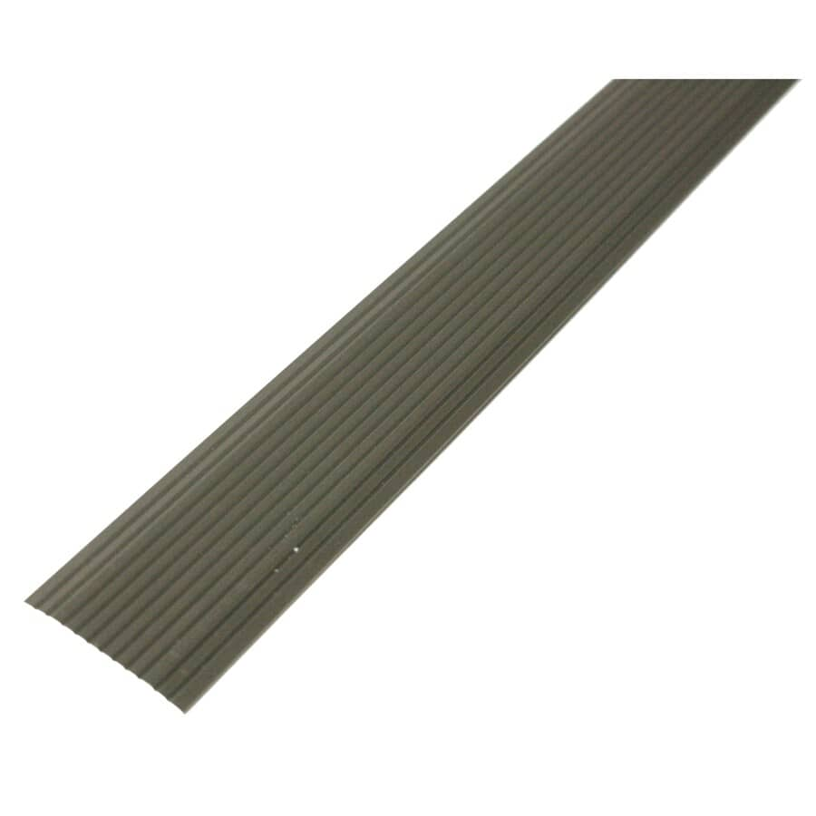 MD BUILDING PRODUCTS:3' Satin Nickel Seambinder Edging