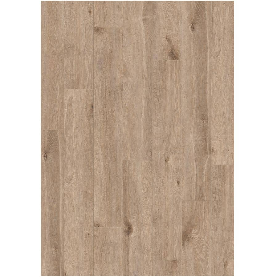 """GOODFELLOW:Dreamfloor Classic Collection 4.84"""" x 50.5"""" Laminate Plank Flooring - Budapest, 13.61 sq. ft."""
