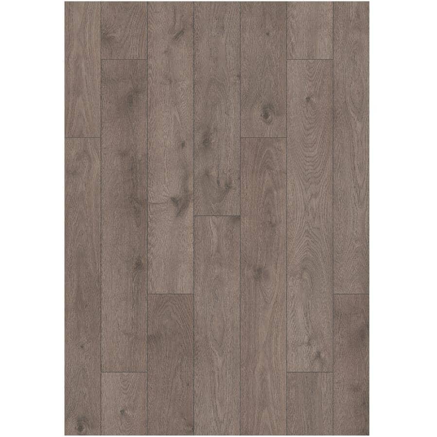 "GOODFELLOW:Dreamfloor Classic Collection 4.84"" x 50.5"" Laminate Plank Flooring - Maestro Grey, 13.61 sq. ft."