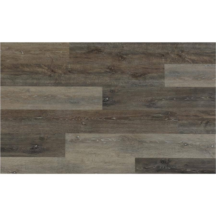 """TAIGA BUILDING PRODUCTS:EasyStreet Collection 6"""" x 48"""" SPC Plank Flooring - Cilantro, 19.7 sq. ft."""