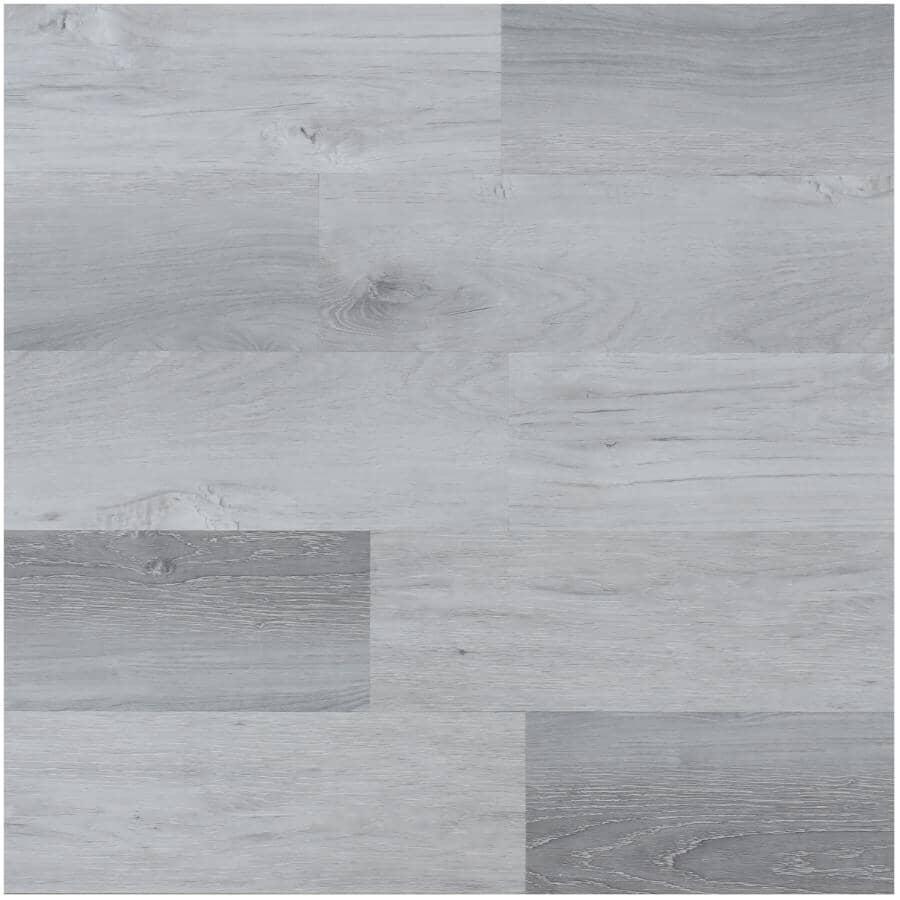 """TAIGA BUILDING PRODUCTS:EasyStreet Collection 6"""" x 48"""" SPC Plank Flooring - El Dorado, 19.7 sq. ft."""