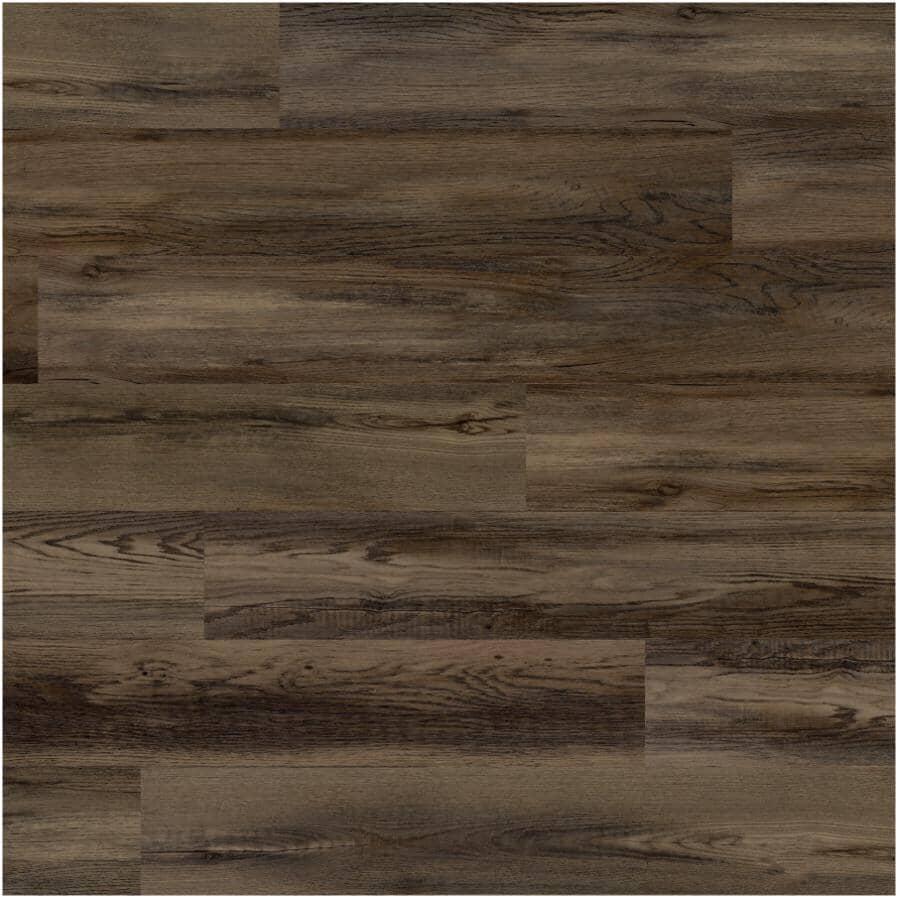 "AQUAWOOD:2.0 Collection 6"" x 48"" SPC Plank Flooring - Buckskin, 21.96 sq. ft."