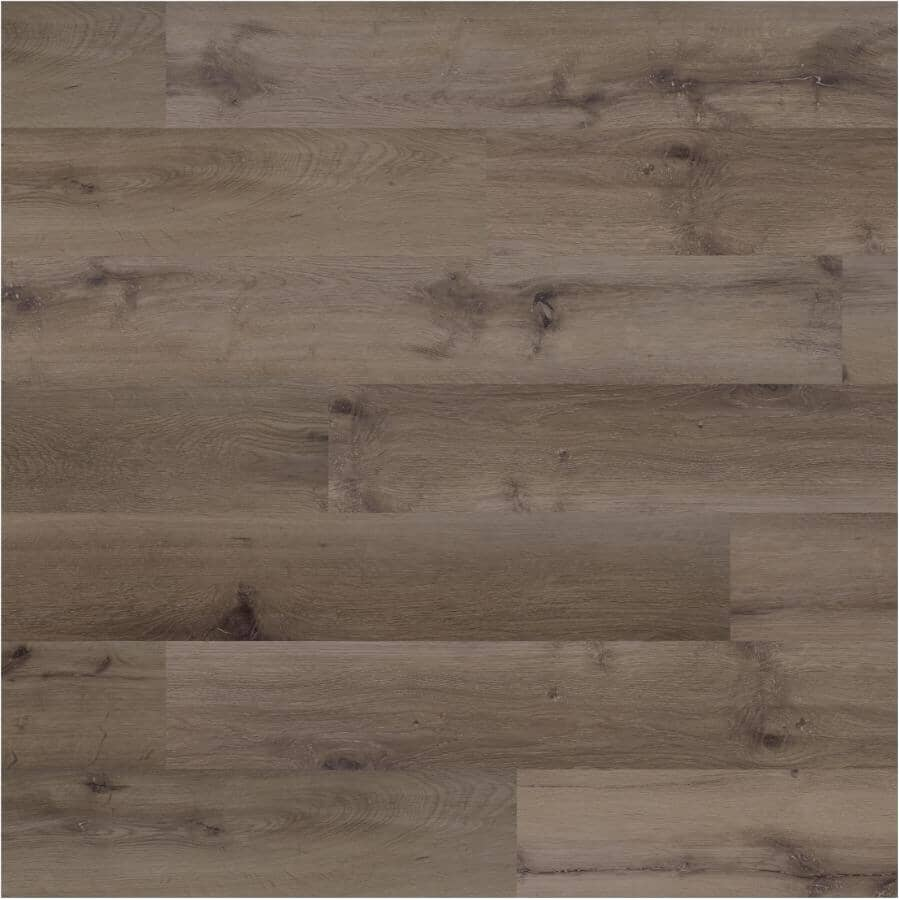 """AQUAWOOD:2.0 Collection 6"""" x 48"""" SPC Plank Flooring - Suede, 21.96 sq. ft."""