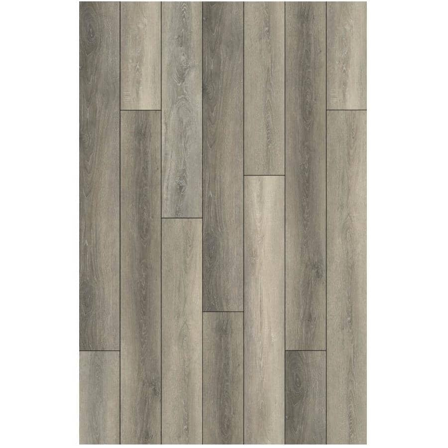 """TAIGA BUILDING PRODUCTS:Haven Collection 7"""" x 48"""" SPC Flooring  - Josh, 28.68 sq. ft."""