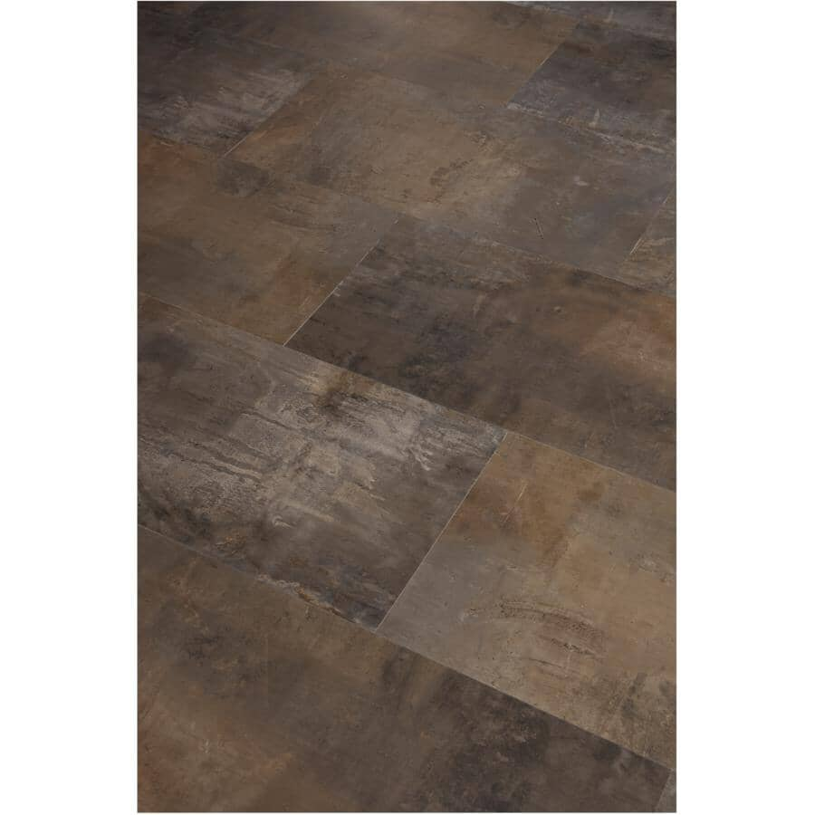 "GOODFELLOW:34.05 sq. ft. 12"" x 24"" Capulin Volcanic SPC Tile Flooring"