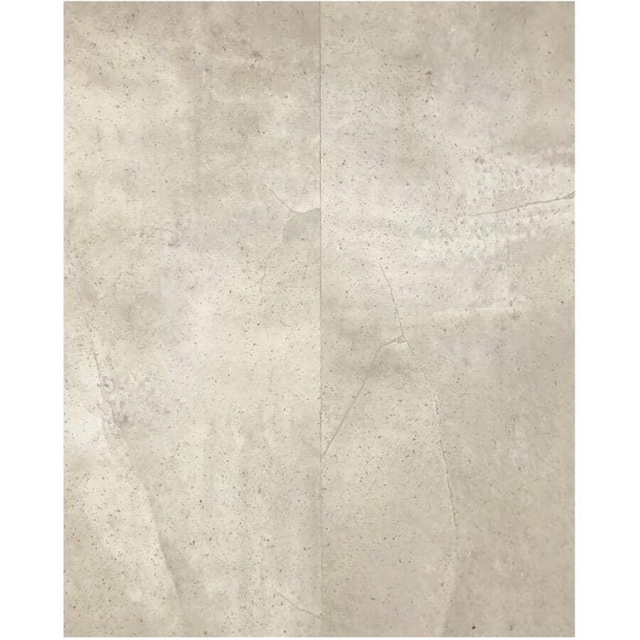 "GOODFELLOW:34.05 sq. ft. 12"" x 24"" Galares Volcanic SPC Tile Flooring"
