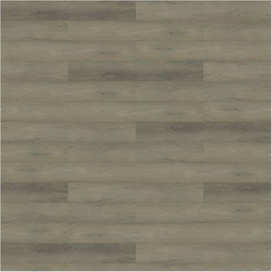 """TAIGA BUILDING PRODUCTS:Curate Collection 9"""" x 60"""" SPC Plank Flooring - Paris, 22.54 sq. ft."""