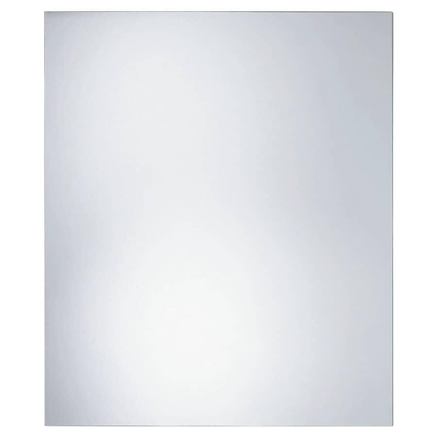 "ERIAS HOME DESIGNS:Frameless Beveled Edge Wall Mirror - 20"" x 24"""