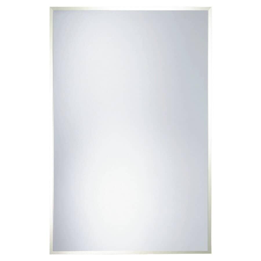 "ERIAS HOME DESIGNS:Frameless Beveled Edge Wall Mirror - 24"" x 36"""