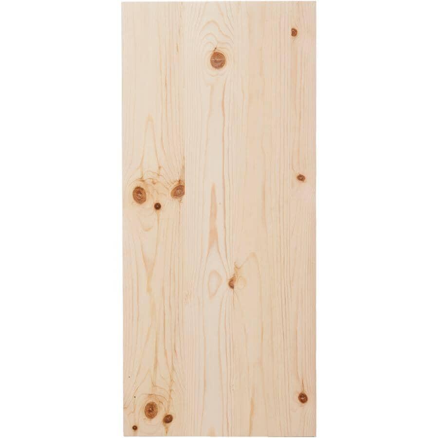 "HOME BUILDER:3/4"" x 16"" x 96"" Laminated Pine Panel"
