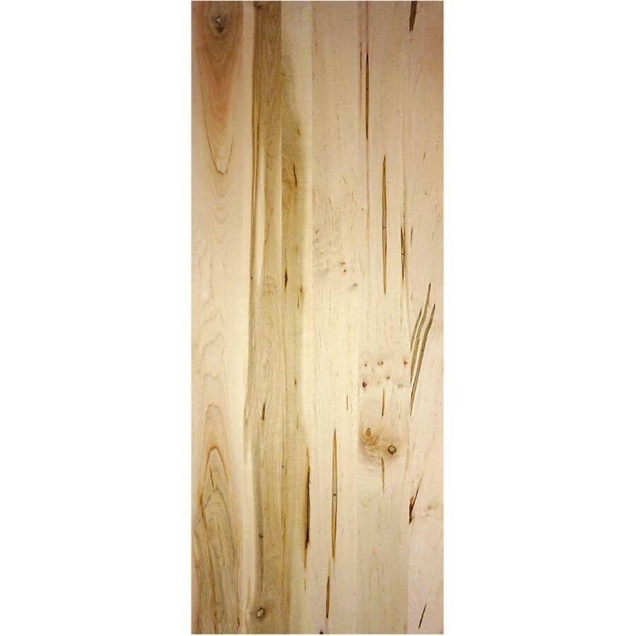 "AMHERST:3/4"" x 24"" x 60"" Laminated Wormy Maple Panel"