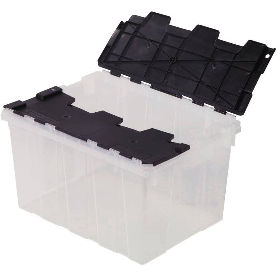 GSC TECHNOLOGY:49L Flip Storage Box