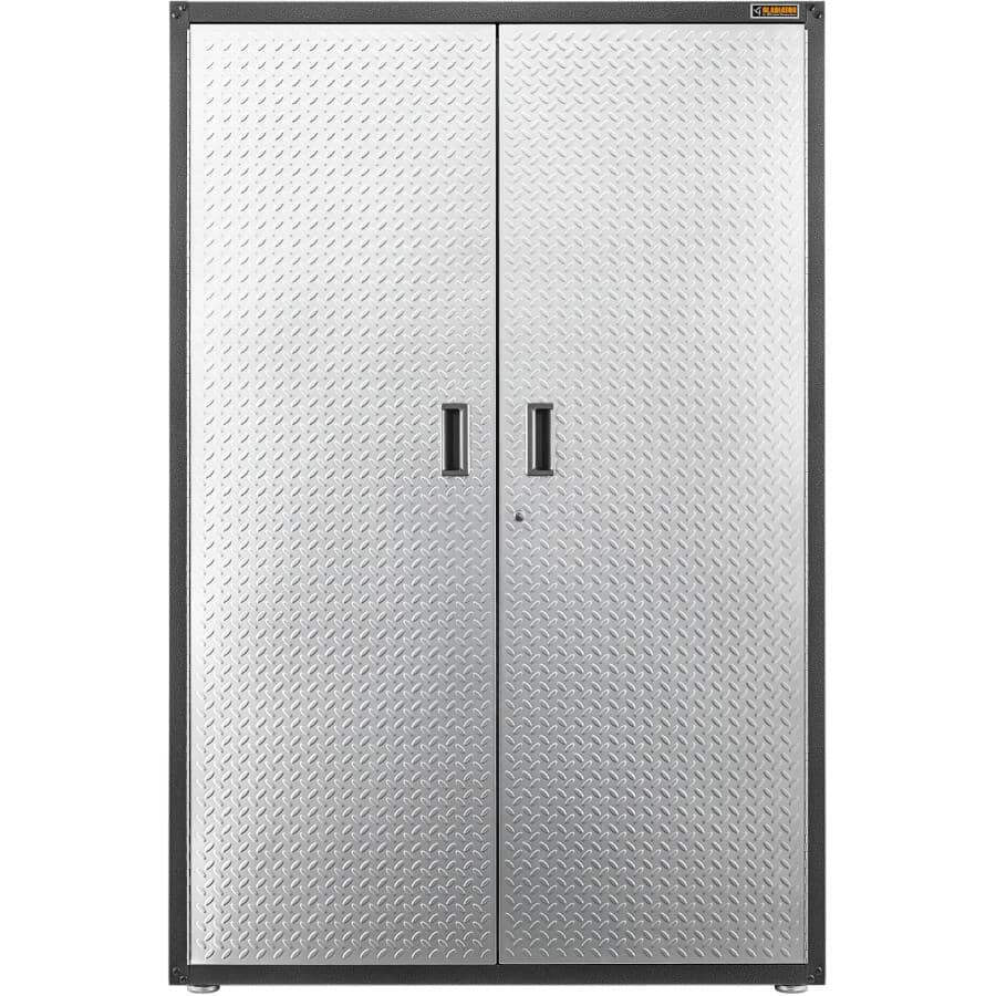 GLADIATOR GARAGEWORKS:Armoire de rangement GearBox en métal pour garage, 48 po