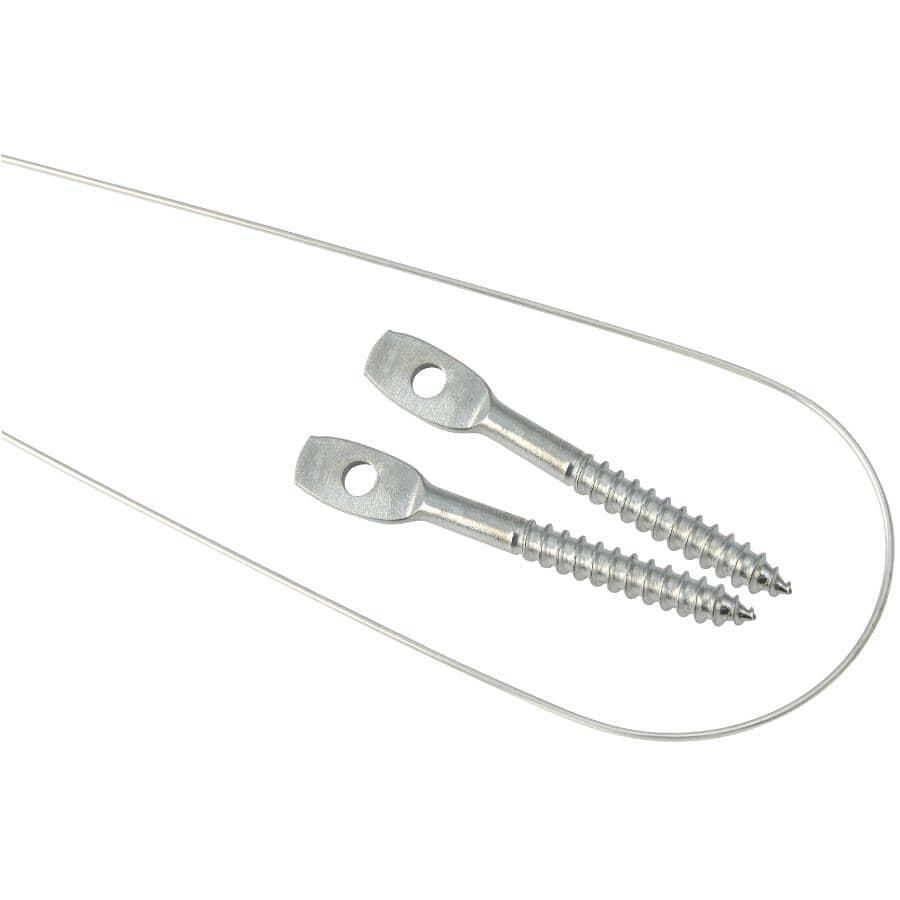 ROBERTS:Light Duty Hanger Wire Installation Kit