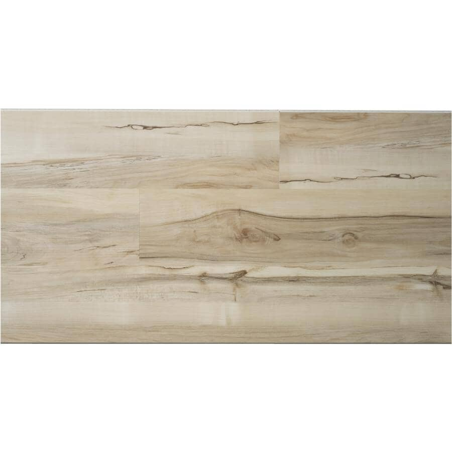 """INSTYLE:19.05 sq. ft. 6"""" X 48"""" Bellows Forge and Anvil Waterproof WPC Vinyl Plank Flooring"""