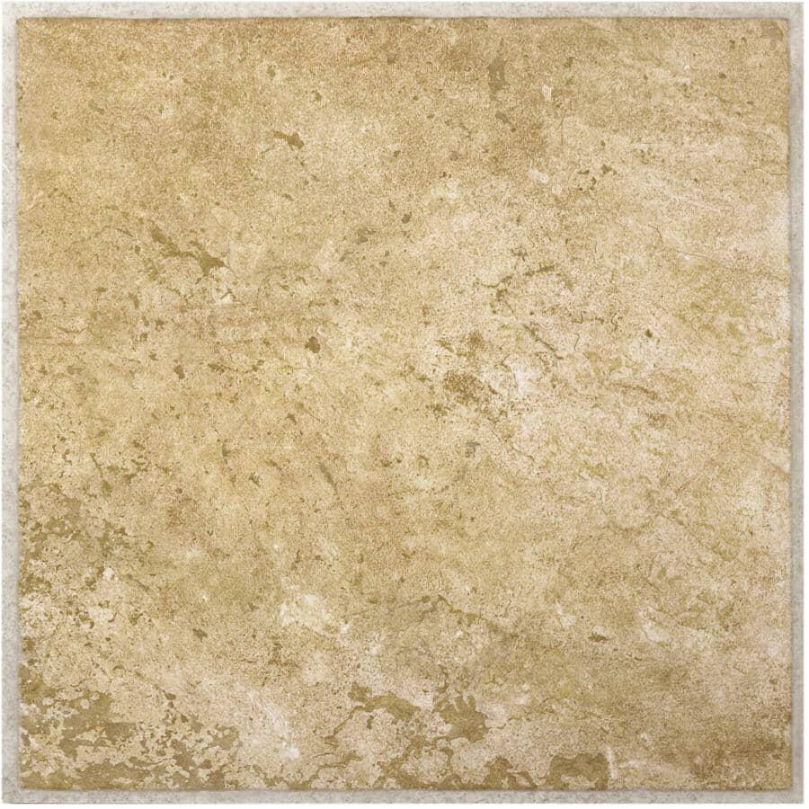 "ARMSTRONG FLOORING:12"" x 12"" Ridgedale Vinyl Tile Flooring"