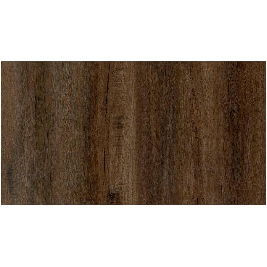 "GOODFELLOW:Rocky Mountain 7"" x 48"" Loose Lay Luxury Vinyl Plank Flooring - Temple 23.34 sq. ft."