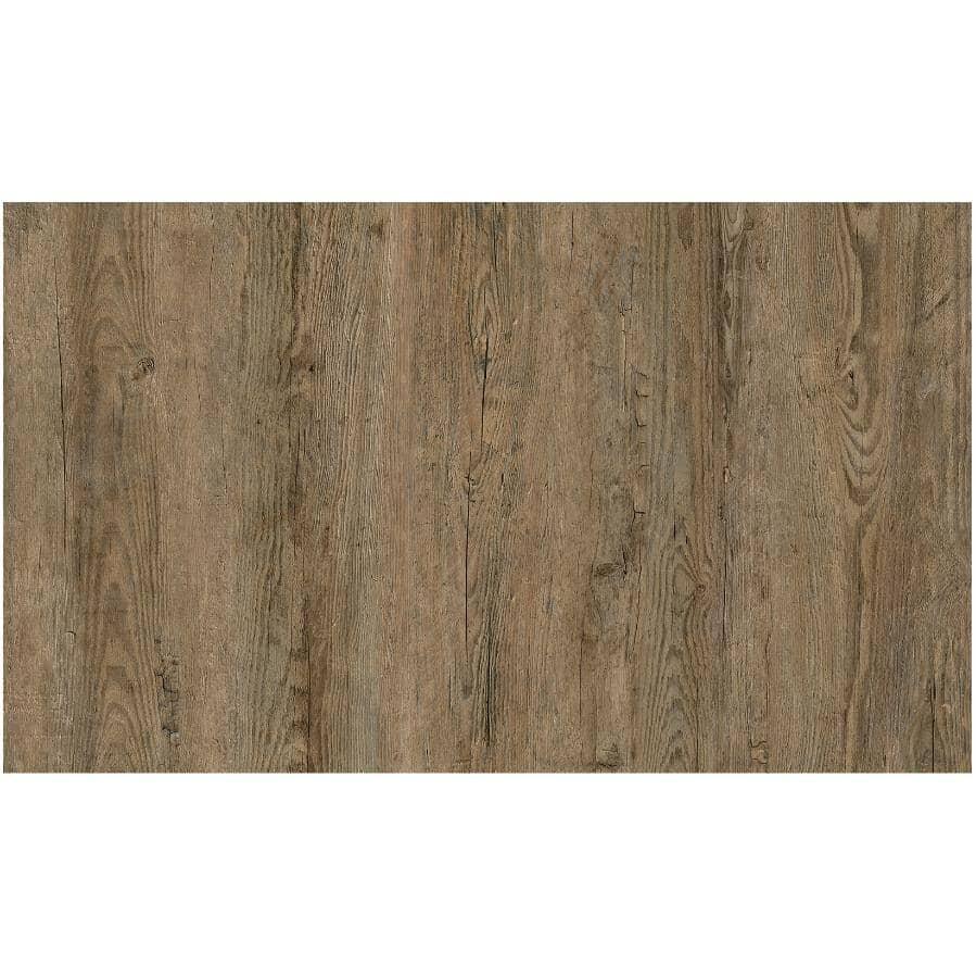 "GOODFELLOW:Rocky Mountain 7"" x 48"" Loose Lay Luxury Vinyl Plank Flooring - Columbia 23.34 sq. ft."