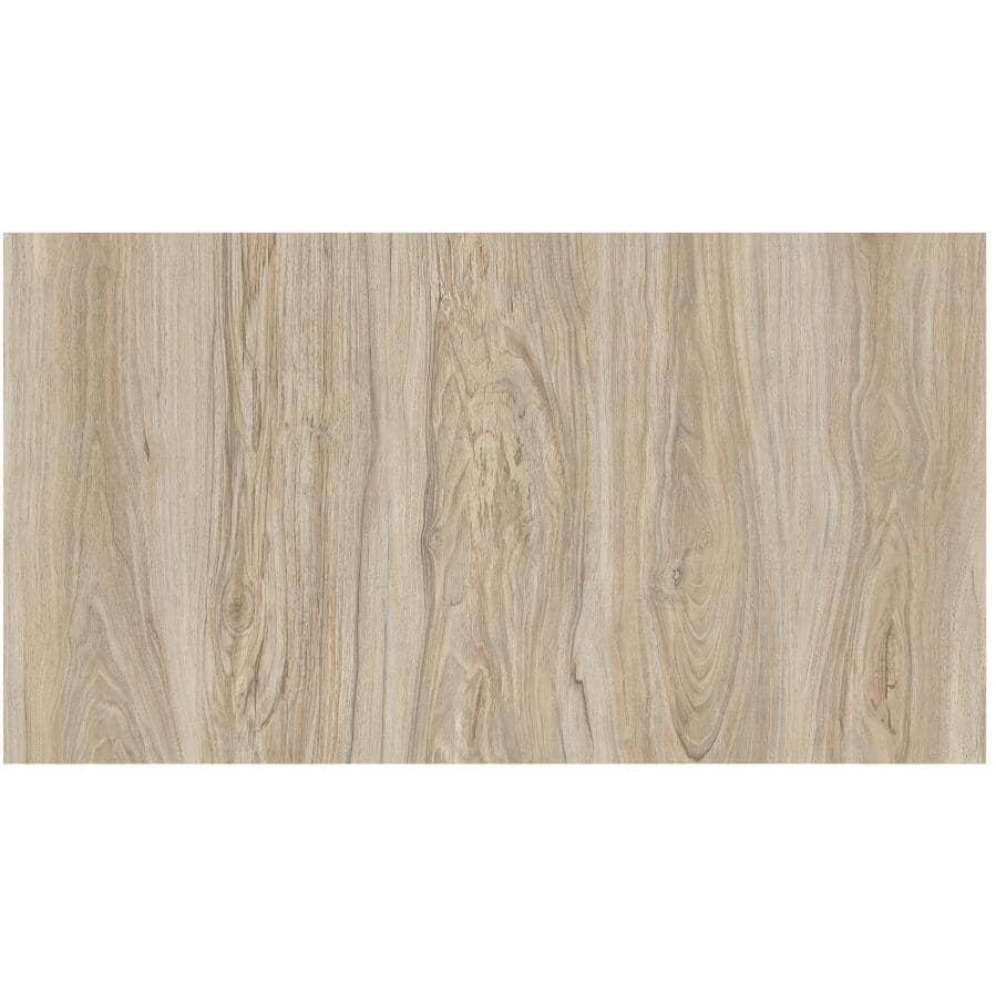 "GOODFELLOW:Rocky Mountain 7"" x 48"" Loose Lay Luxury Vinyl Plank Flooring - Grotto 23.34 sq. ft."