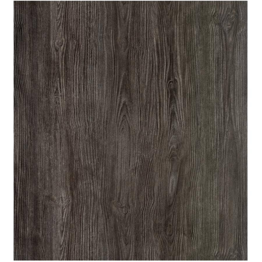 "GOODFELLOW:Rocky Mountain 7"" x 48"" Loose Lay Luxury Vinyl Plank Flooring - Robson 23.34 sq. ft."