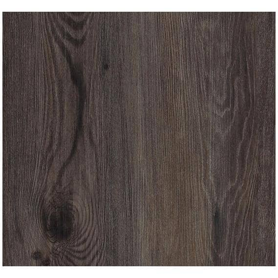 """TAIGA BUILDING PRODUCTS:SierraWork Collection 7"""" x 48"""" Full Spread Gluedown Luxury Vinyl Plank Flooring - Pyrenees, 42 sq. ft."""
