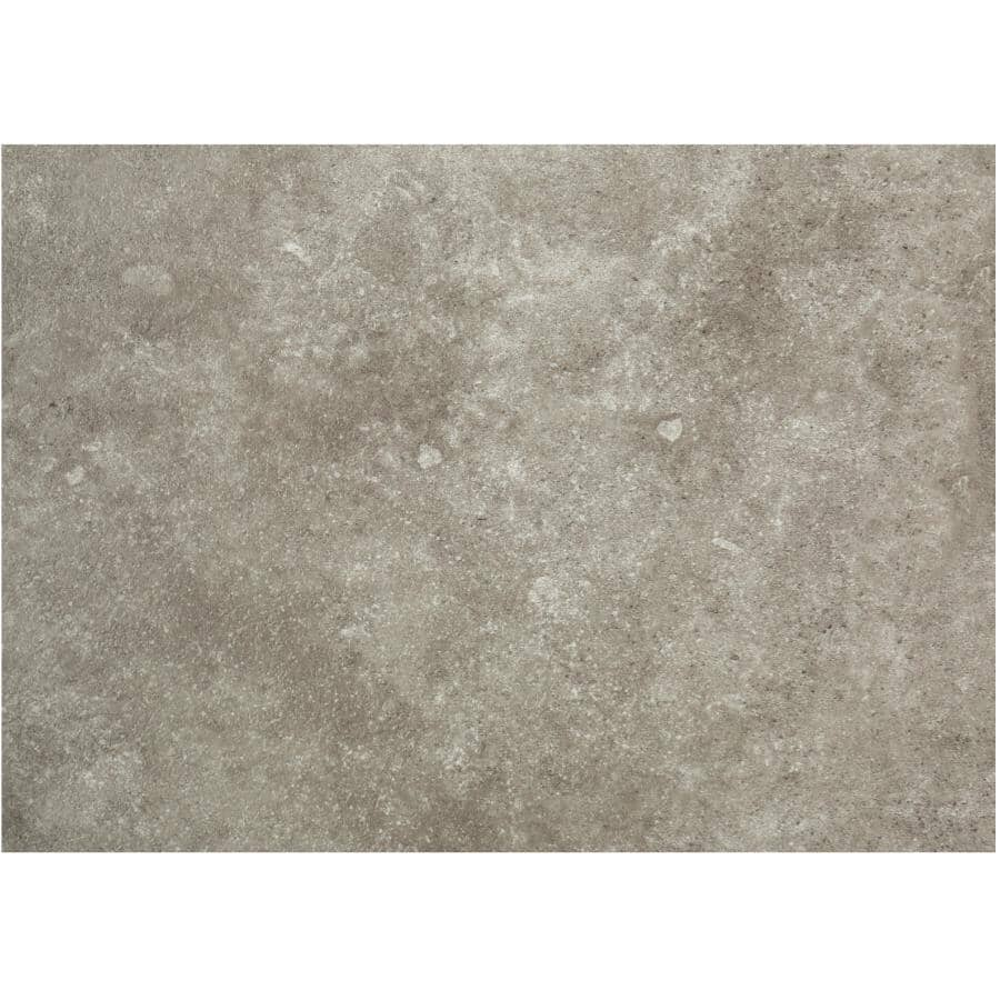 """SHNIER:Stone Trends Collection 12"""" x 24"""" Loose Lay Vinyl Tile Flooring - Mirabel, 24 sq. ft."""