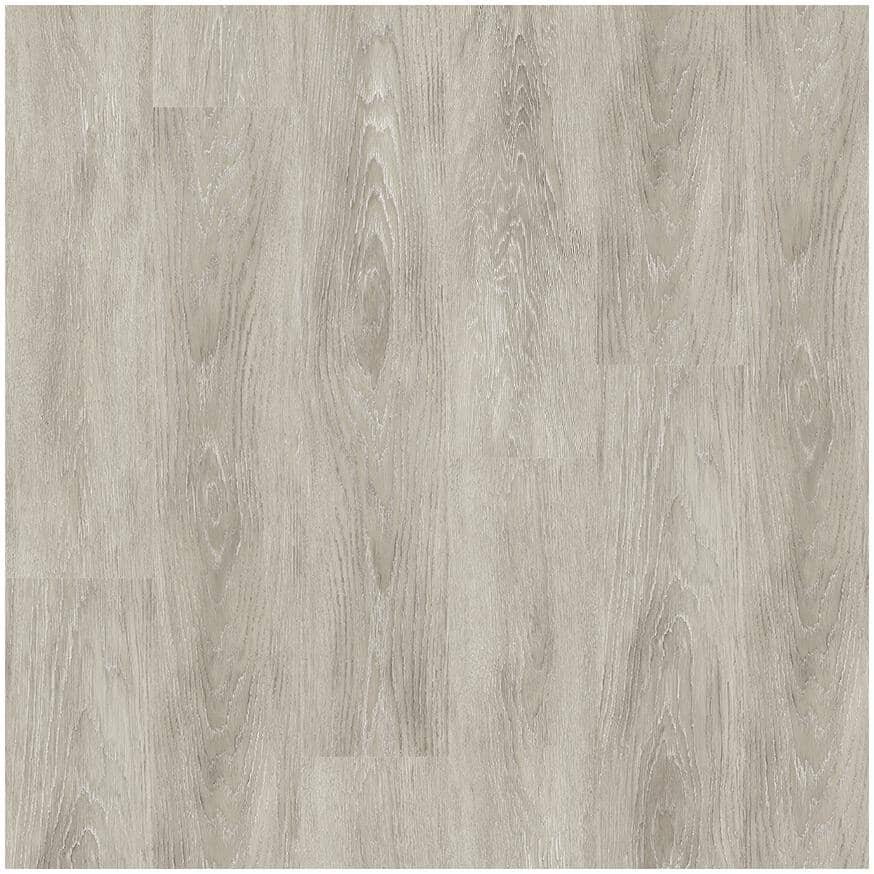 """TAIGA BUILDING PRODUCTS:Easy Way Collection 7"""" x 48"""" Loose Lay Vinyl Plank Flooring - Yaletown, 23.25 sq. ft."""