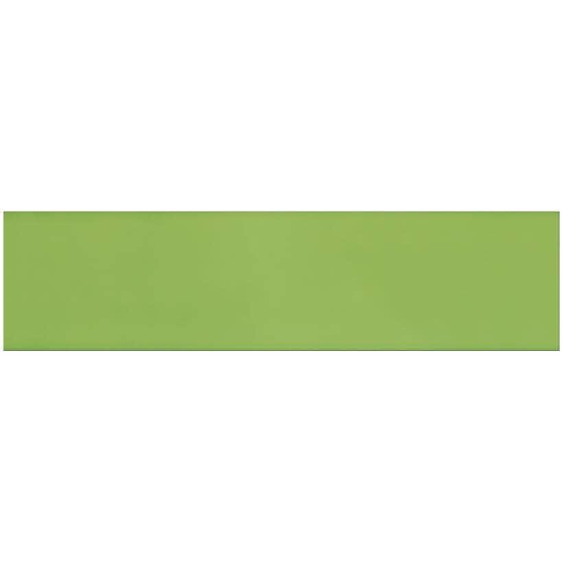 "CENTURA:Rainbow Collection 4"" x 16"" Ceramic Wall Tiles - Matte Limen, 10.81 sq. ft."