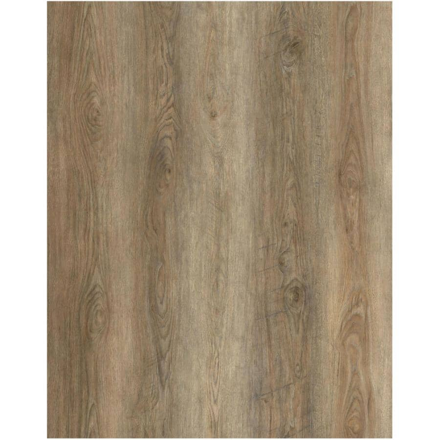 "ADMIRA COLLECTION:Stick Plank Collection 6"" x 36"" Peel & Stick Vinyl Plank Flooring - Aurora, 27.02 sq. ft"