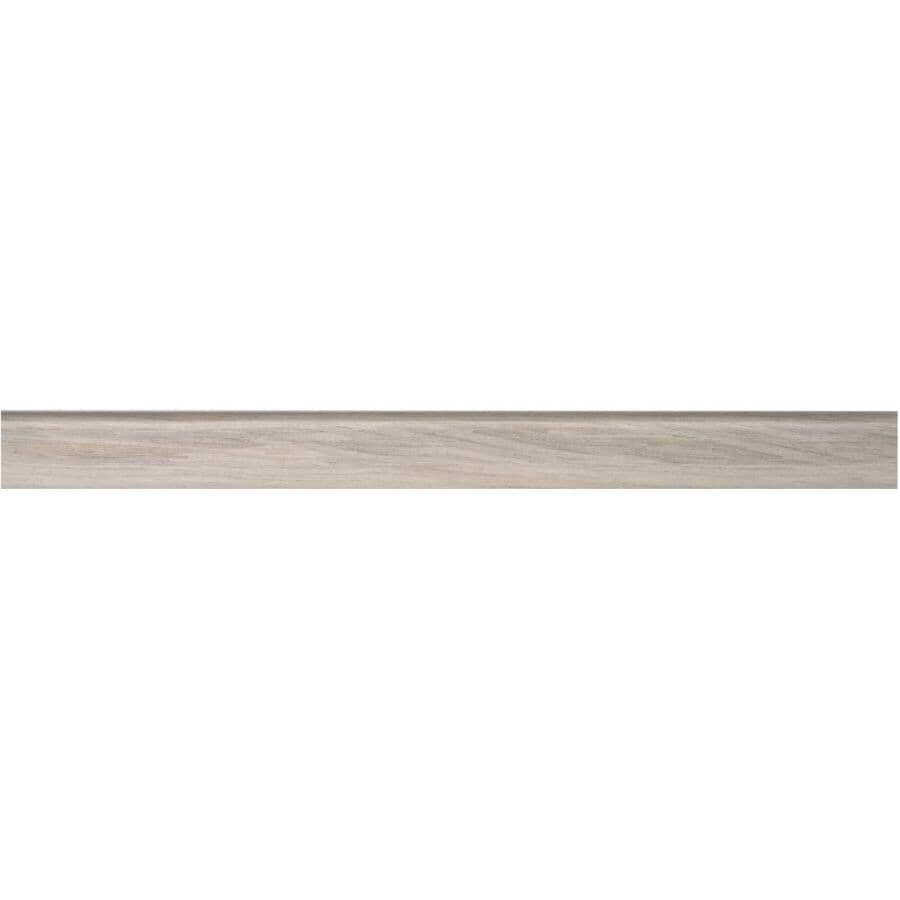 """GOODFELLOW:94"""" Cara Mystic SPC Stair Nose Moulding"""