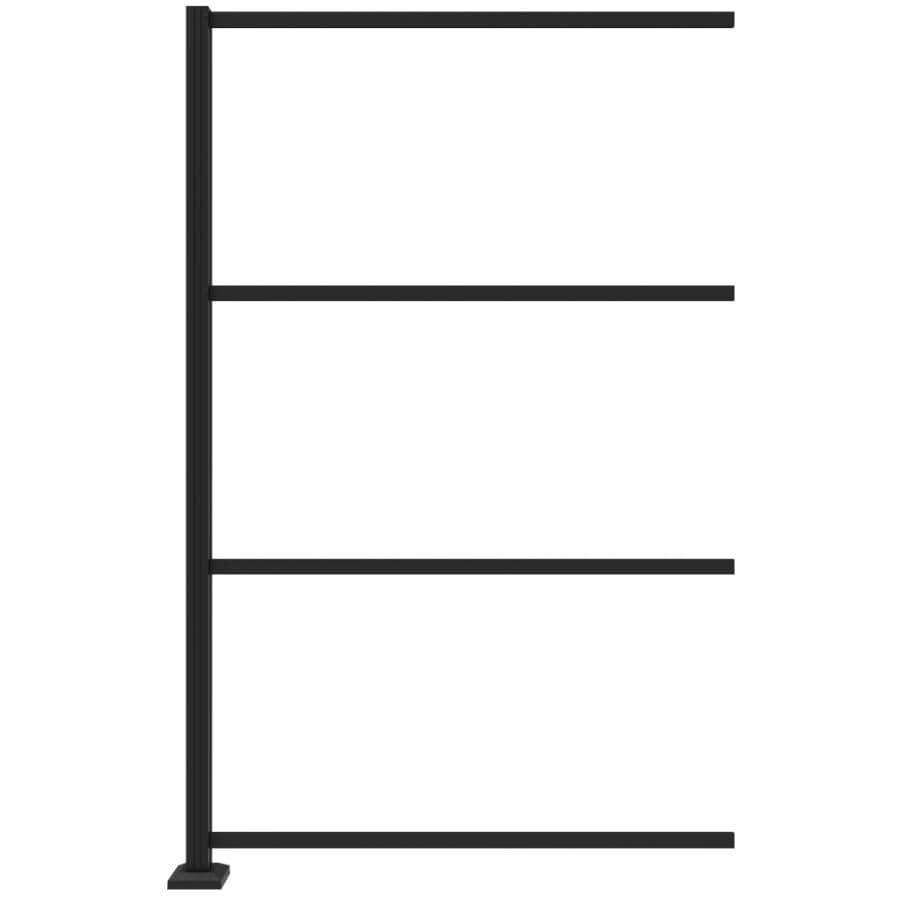 BARRETTE:Line Post Extension Kit - for Panel Decor Frame