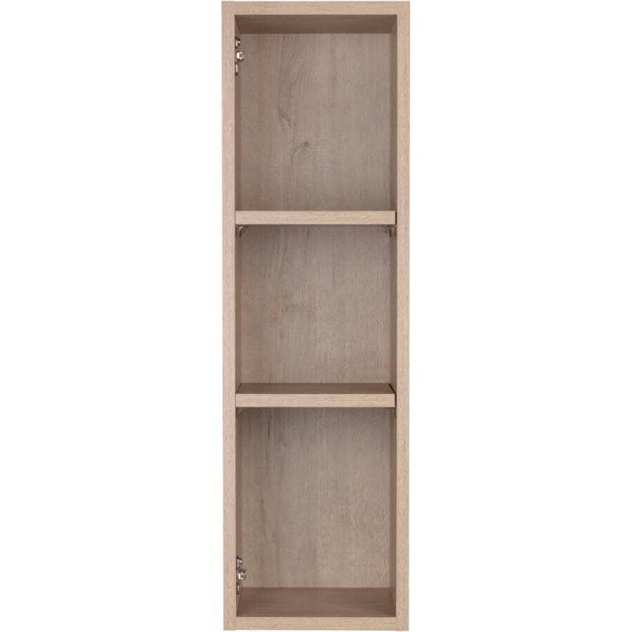 """CUTLER KITCHEN & BATH:Organic Knockdown Wall Cabinet - 9"""" x 30"""""""