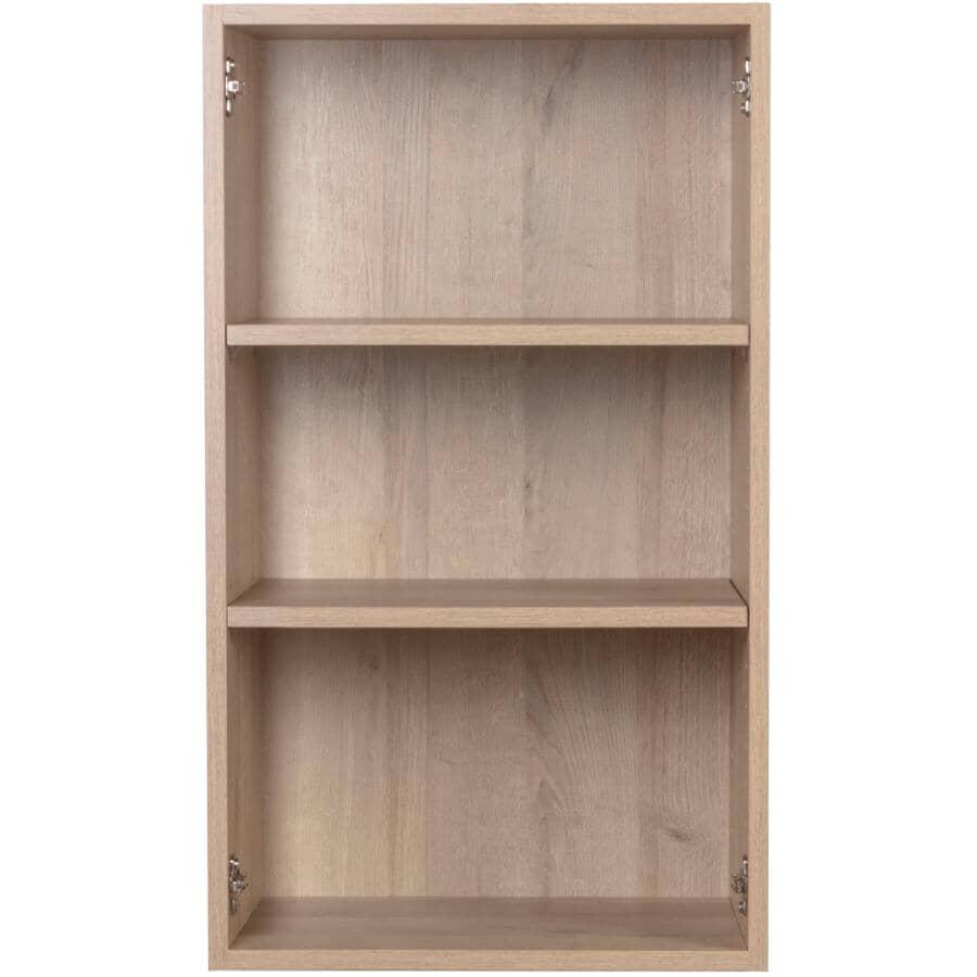 """CUTLER KITCHEN & BATH:Organic Knockdown Wall Cabinet - 15"""" x 30"""""""