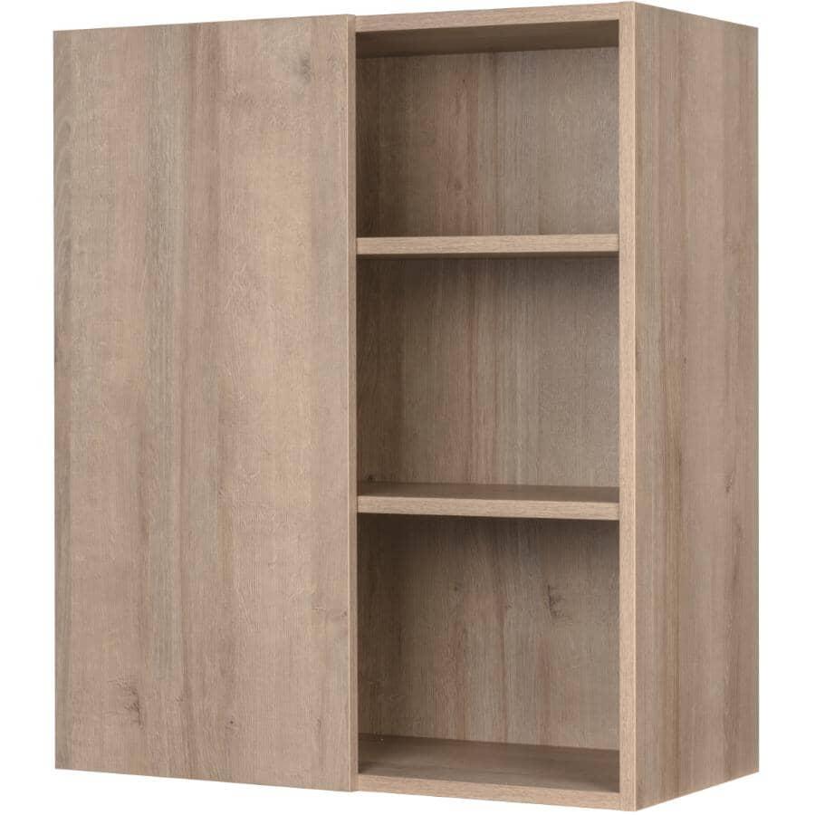 "CUTLER KITCHEN & BATH:Organic Knockdown Wall Blind Corner Cabinet - 26"""