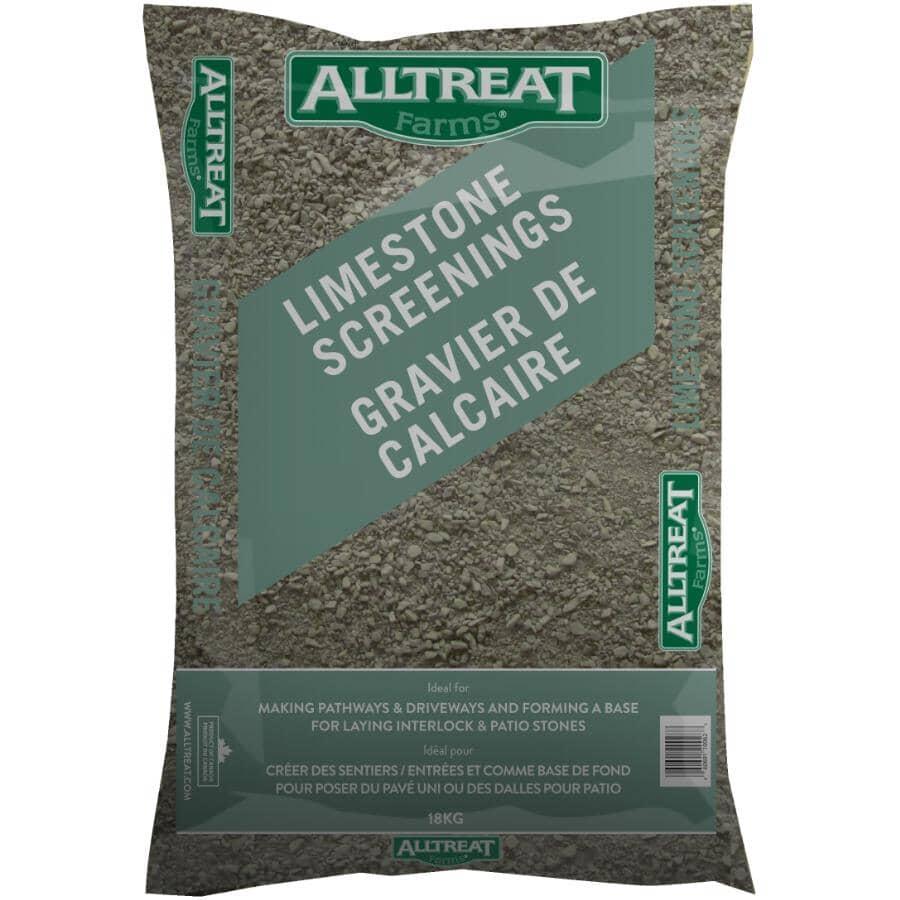 ALL TREAT FARMS:18kg Decorative Landscape Limestone Screenings